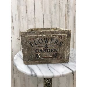 Other - Vintage Drawer rustic planter
